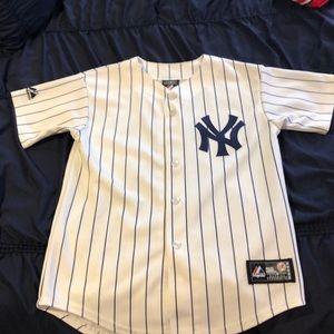 Derek Jeter Yankees Jersey